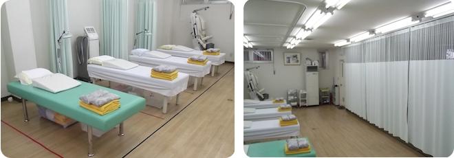 治療室1、2